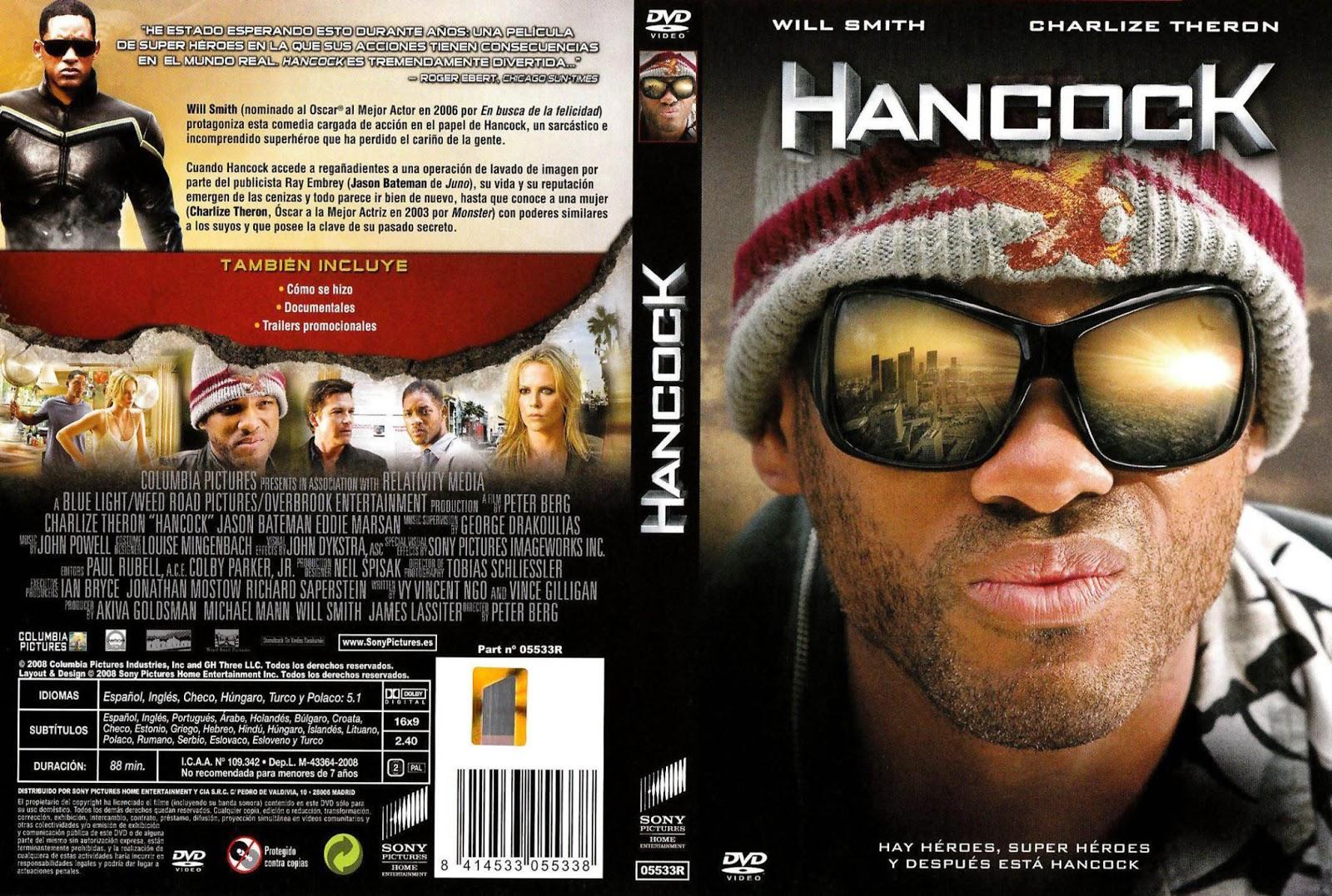 Hancock Dvdrip Castellano 2008
