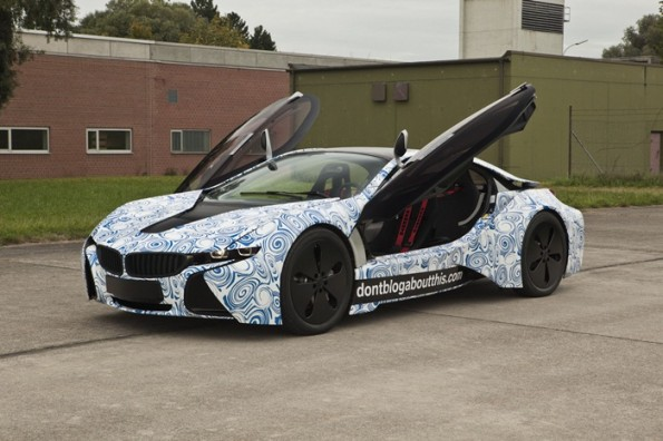 2013 BMW Sports Car based on Vision ED