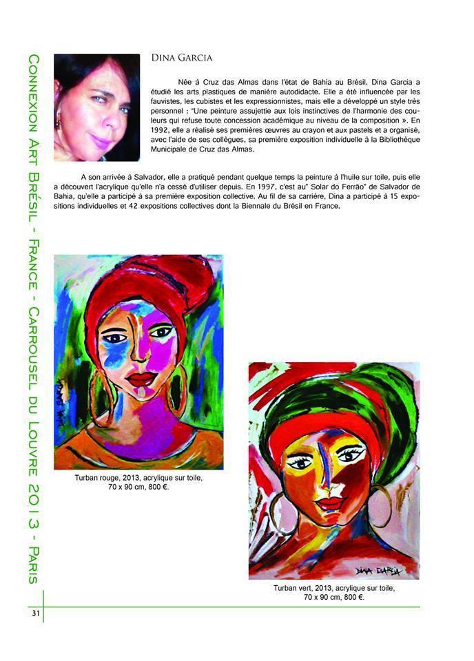 2 - Catálogo - Paris - França - 2013