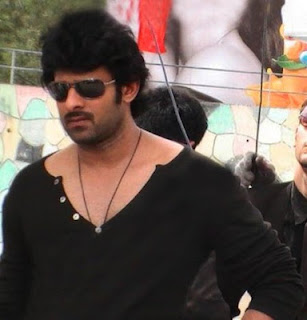 Prabhas Rebel Movie on Location stills