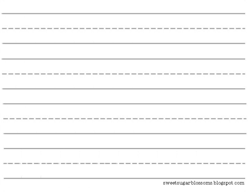 Name Writing Templates Mediafiles  Blank Writing Sheet