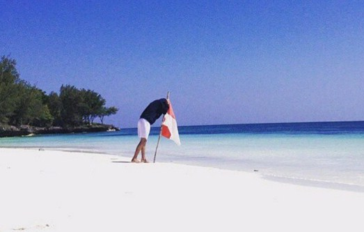Pulau Pasi - Pantai Wisata Kepulauan Selayar