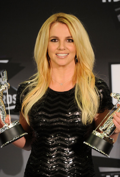 Britney Spears To Be Honored @ NRJ Awards 2012