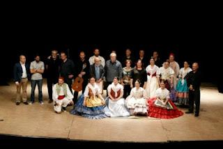 Tots els participants a la cloenda de l'acte  (Fotografia: Andreu García)