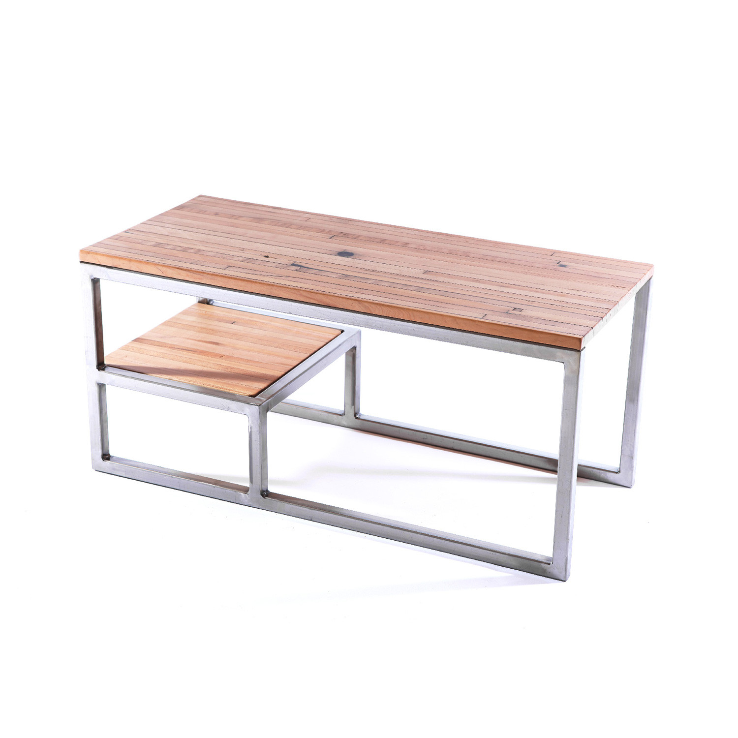 Hitch Coffee Table by Rocky Mountain Table