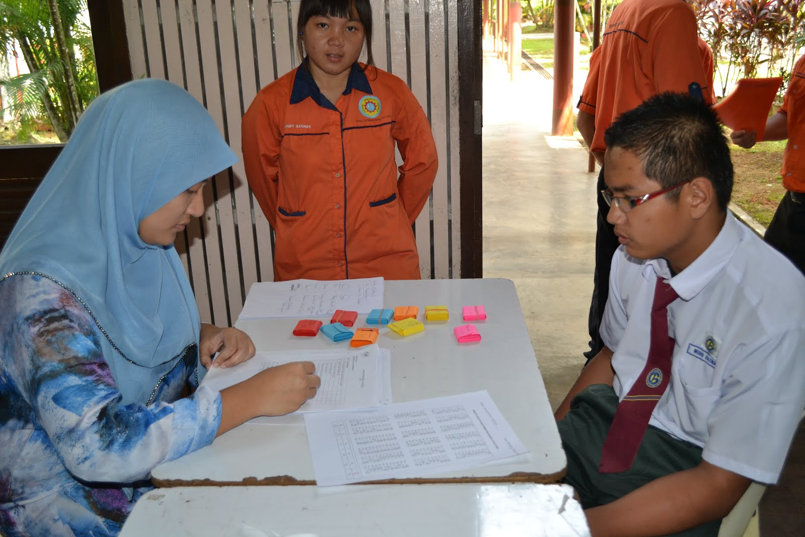 Kemasukan Ke Kolej Vokasional Miri 2014