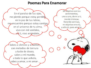 Imagenes con poemas románticos