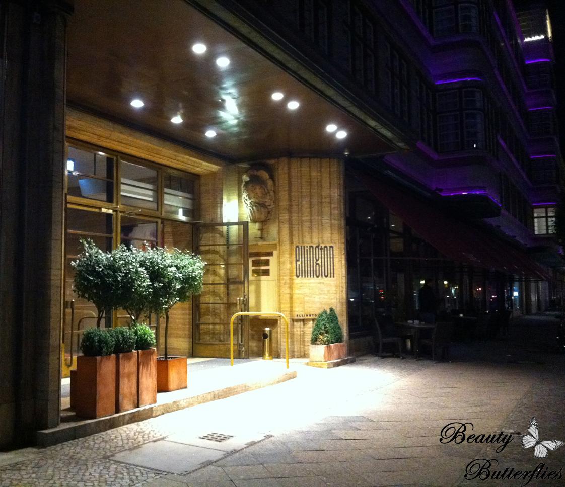Berlin  U2013 Hotel Ellington Und Sehr Leckeres Essen