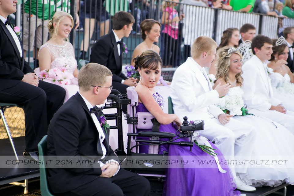 West Vigo High School homecoming