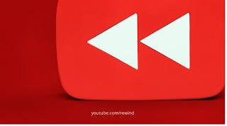 Daftar Video Youtube Rewind dari tahun 2010-2015
