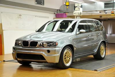 Kelebihan dan Kekurangan BMW X5 E53