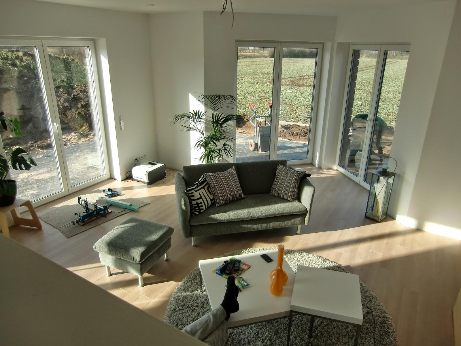 Hausbau in Siek (Schlesw.-Holst.) - Bautagebuch