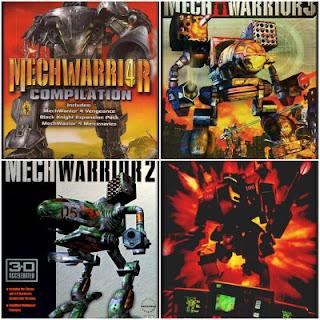 MechWarrior Quadrology