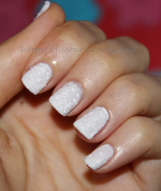 China Glaze- There's snow one like you