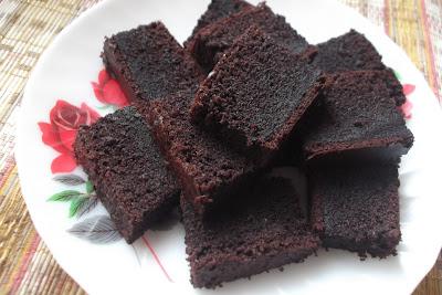 Kek Coklat Buttercup