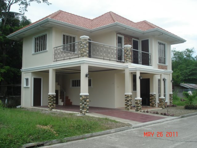 Home Interior Designs Of Royale 146 House Model Of Royal Residence Iloilo By Pansol Realty And