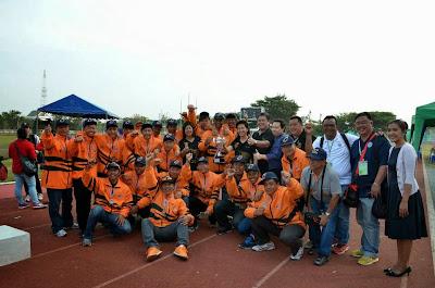 6th Asian Men's Junior Softball Championship : Malaysia Boleh!!