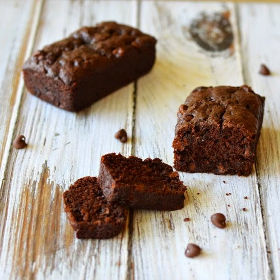 Picture of banana chocolate bread
