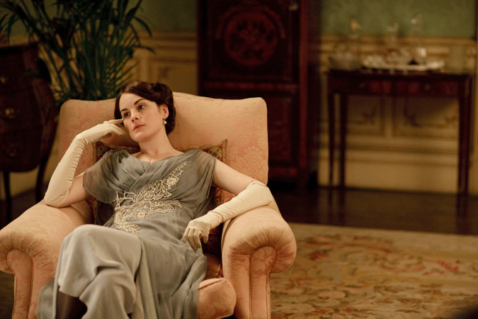 Downton Abbey Lady Mary