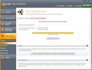 Avast Free Antivirus -ITTWIST