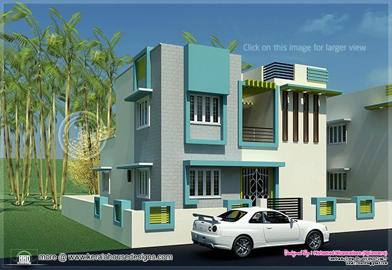 South India house plan