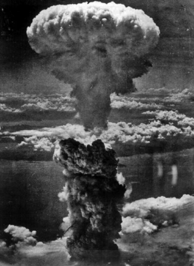 Bomba atomica su nagasaki [1945] - le foto che hanno fatto la storia