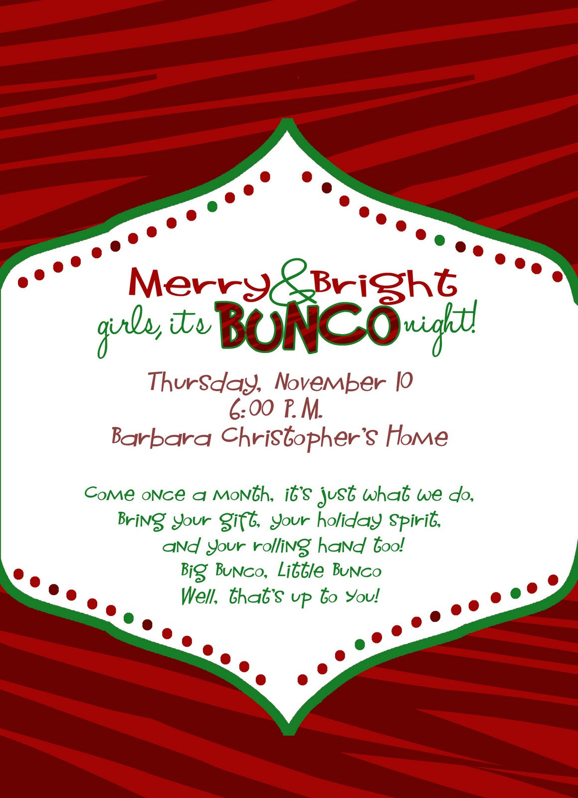 MG Paperworks: Christmas Invitations
