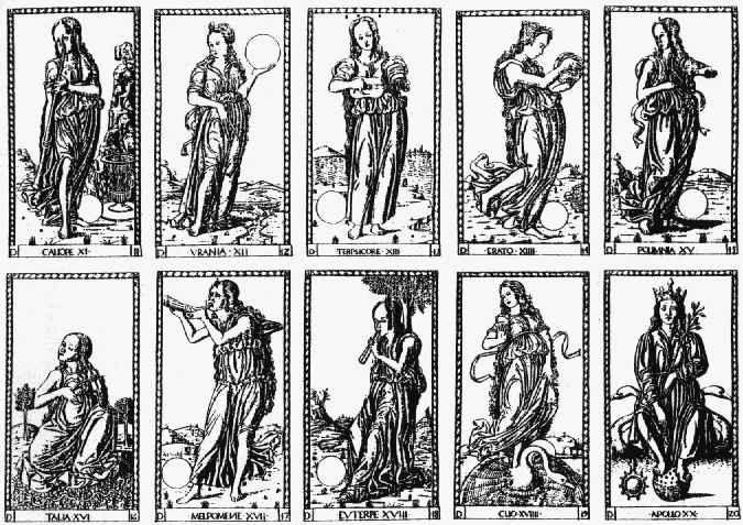 anecdoctes les muses de la mythologie grecque