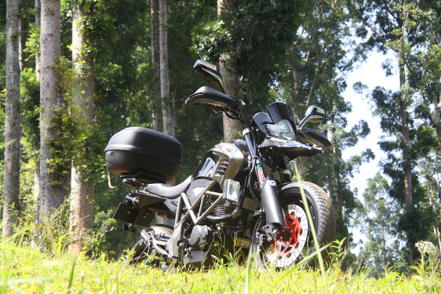 Tiger Revo Modifikasi Touring Istimewa title=