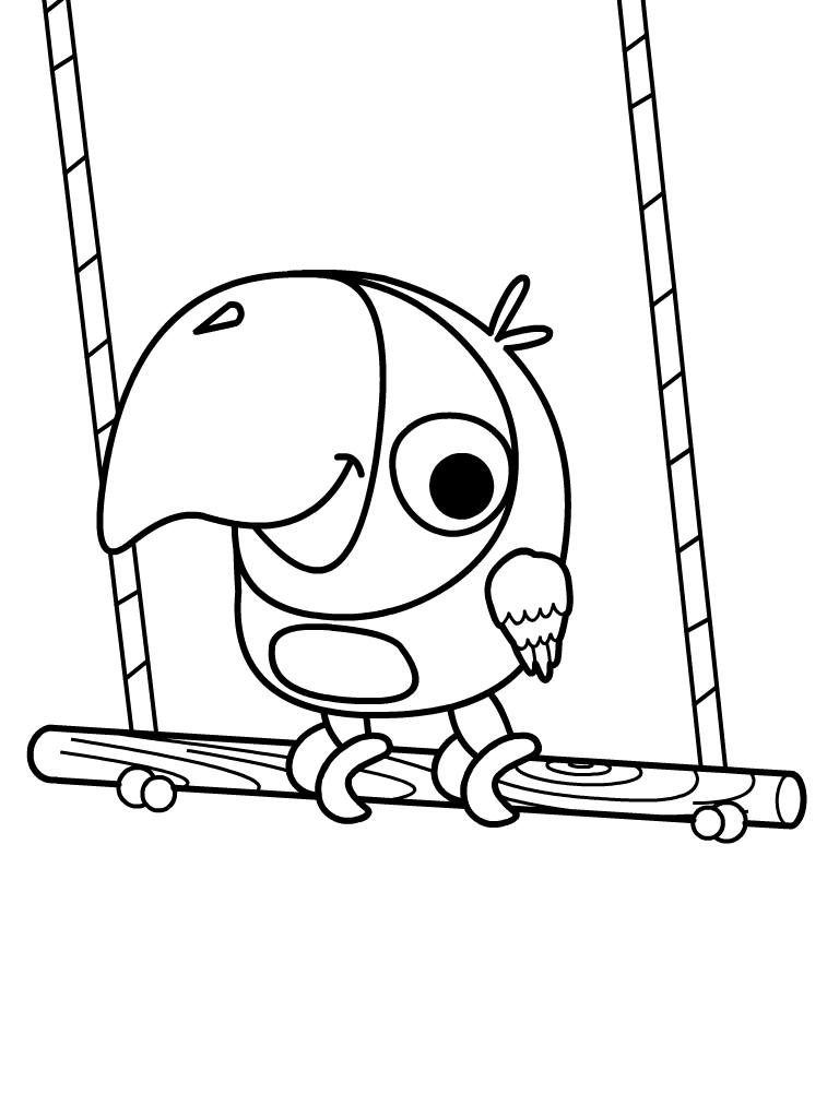 Coloring Pages Ipad : Free ipad coloring pages