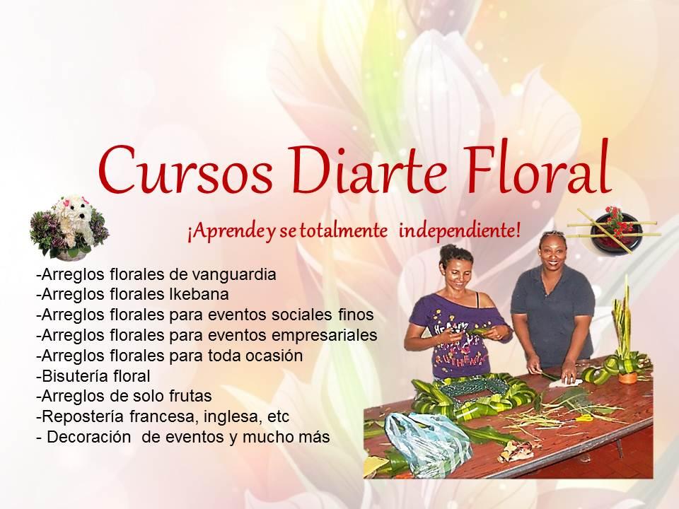 CURSOS DIARTE FLORAL