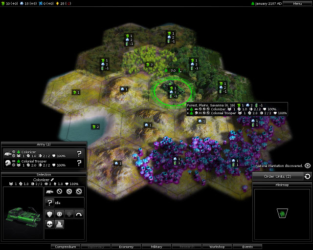 Pandora: First Contact - First Colony Screenshot