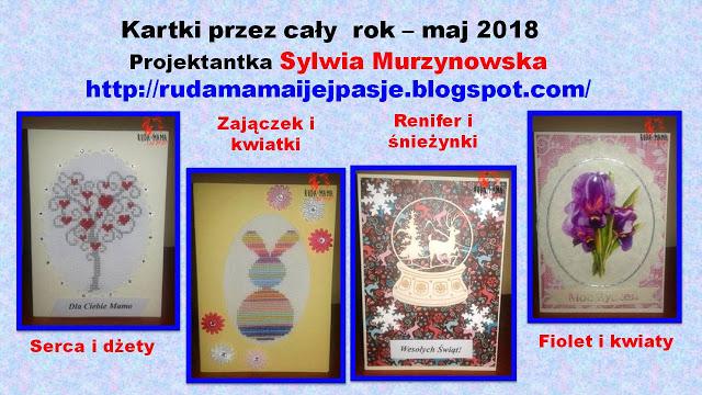 Kartki u Ani - Maj 2018r.