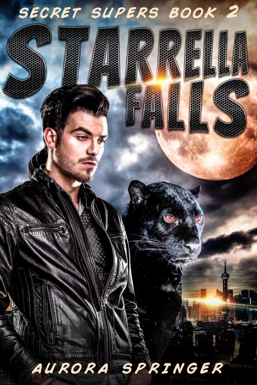Starrella Falls, Book 2