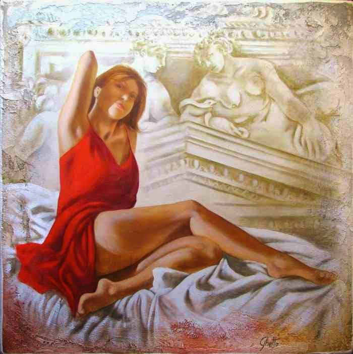 Женщины. Lucia Coghetto