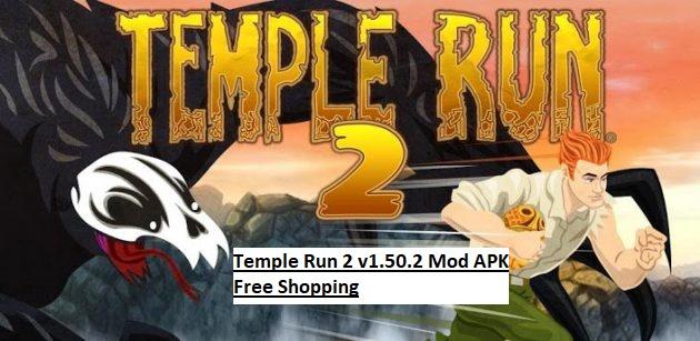 Temple Run 2 v1.50.2 Mod APK Free Shopping