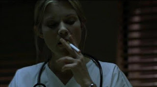 amy smart smoking