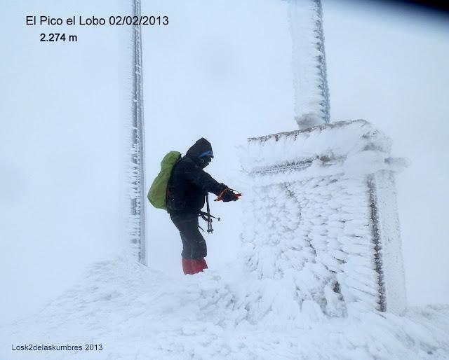 Geodesico el Pico el Lobo