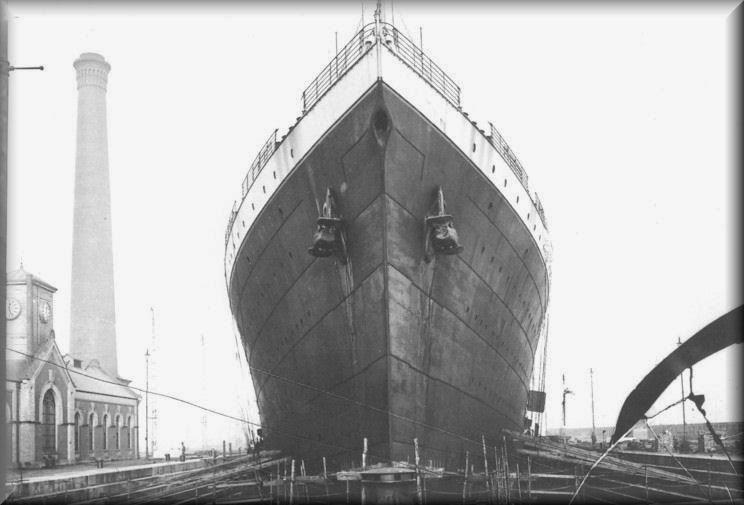 Misteri Tjipetir Sukabumi di Kapal Titanic