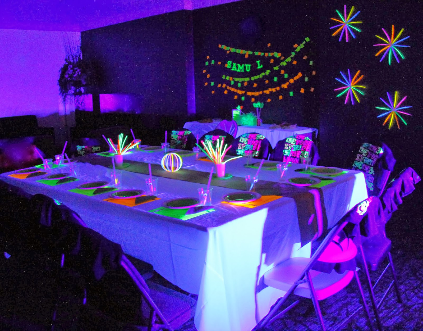 Simple 18th birthday party ideas at home and outdoor for Simple party decorations at home