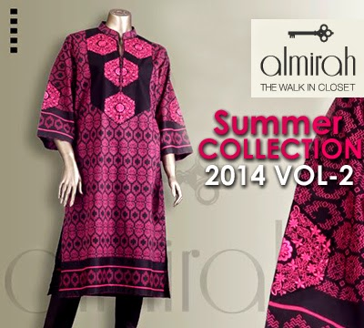Almirah Summer Collection 2014 Volume 2