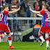 Bayern bate o Hertha e torce contra o Wolfsburg para ficar com o título
