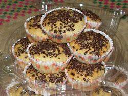 Muffin Pisang - 1pcs RM1.20 (Min order 25 pcs)