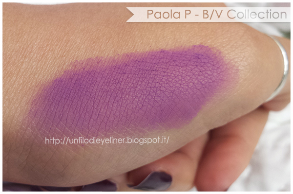 Preview & Swatch: Paola P - B/V Collection I Sogni della Ele