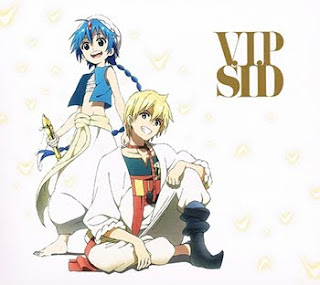Magi OP Single - V.I.P