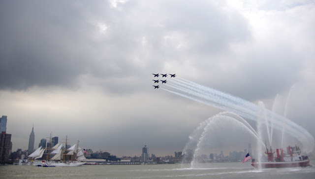 NY Fleet Week 2012