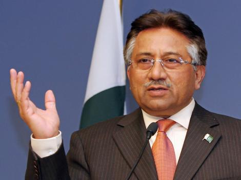 pervez musharraf56 I Am Abraham Lincoln of Pakistan: Musharraf