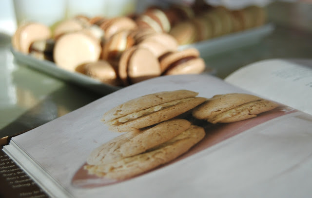recette inrattable macarons