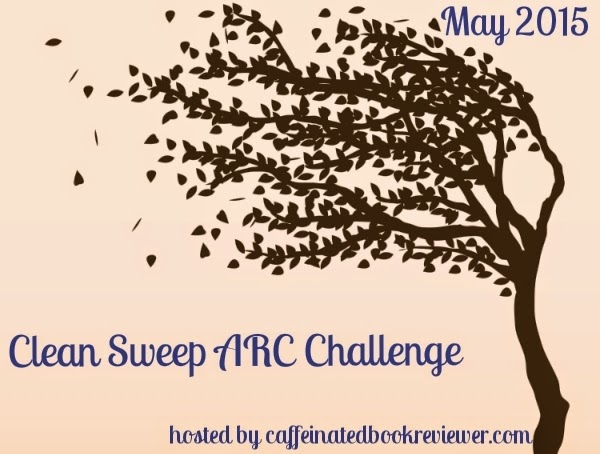 http://caffeinatedbookreviewer.com/2015/03/may-2015-clean-sweep-arc-challenge.html#