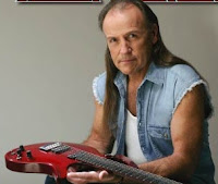 Mark Farner of Grand Funk Railroad